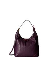 COACH - Poppy Studded Leather Shoulder Bag