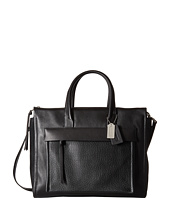 COACH - Bleecker Leather Large Riley Carryall