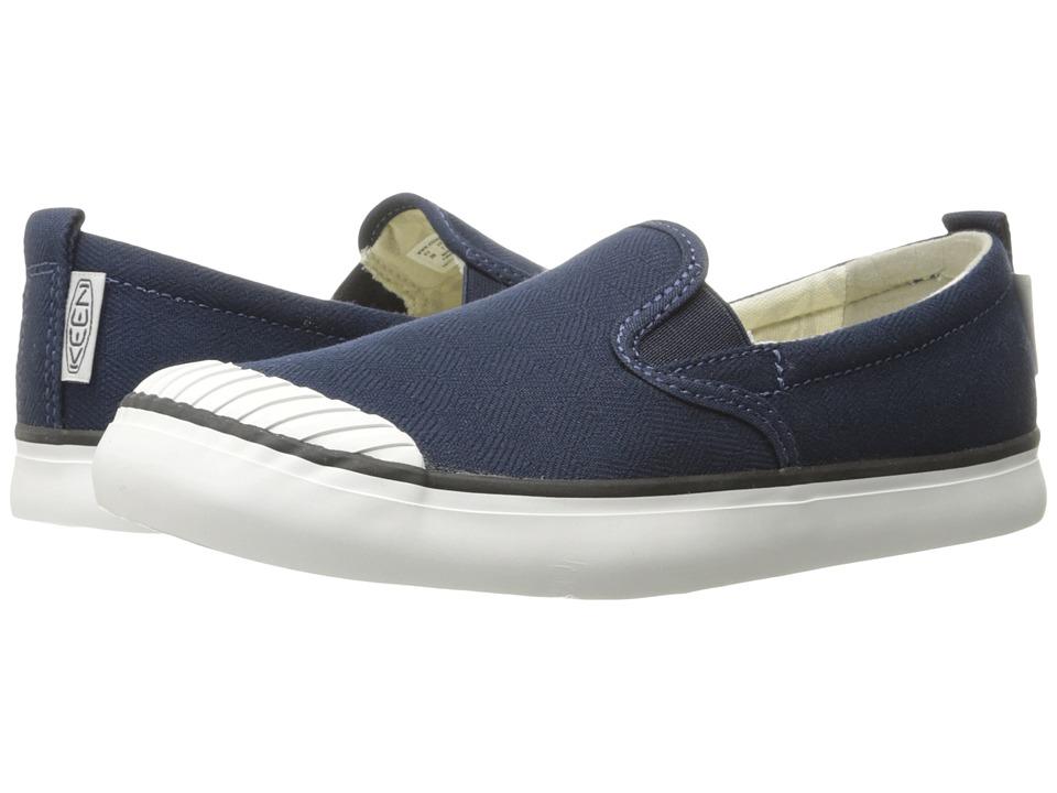 Keen Elsa Slip-On (Dress Blues) Slip-On Shoes