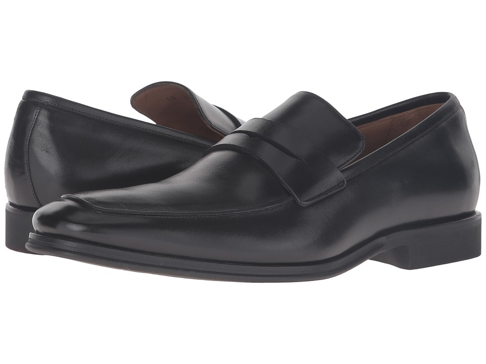 Bruno Magli - Ragusa (Black Nappa) Mens Slip on  Shoes