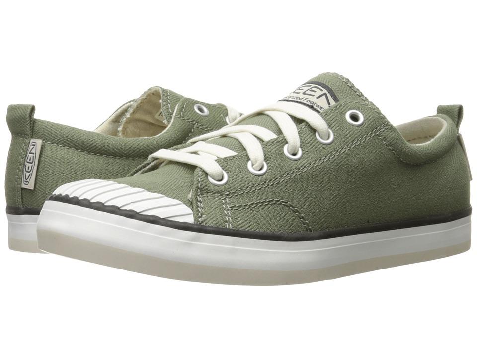 Keen - Elsa Sneaker (Deep Lichen) Womens Shoes