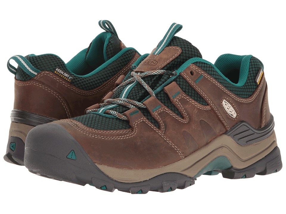 Keen Gypsum II Waterproof (Shitake/Everglade) Women