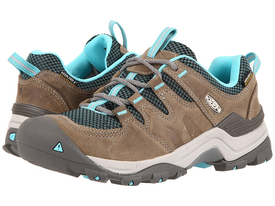 Keen Gypsum II Waterproof (Neutral Gray/Radiance) Women
