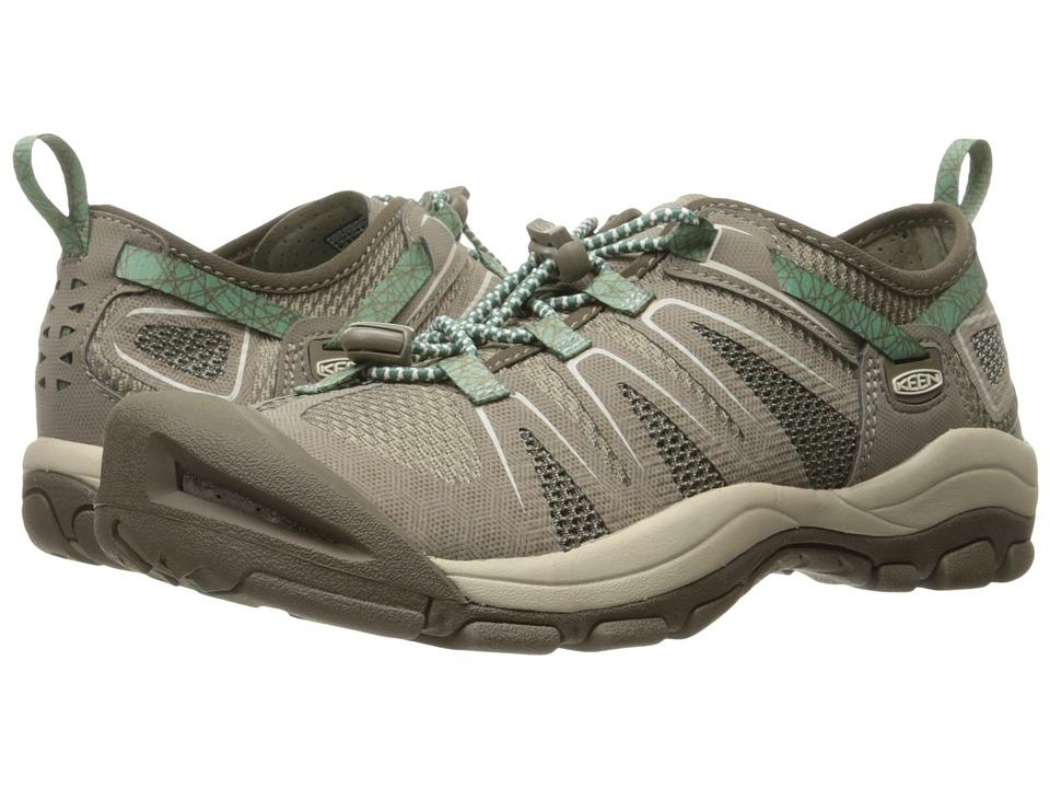 Keen McKenzie II (Canteen/Malachite) Women's Shoes