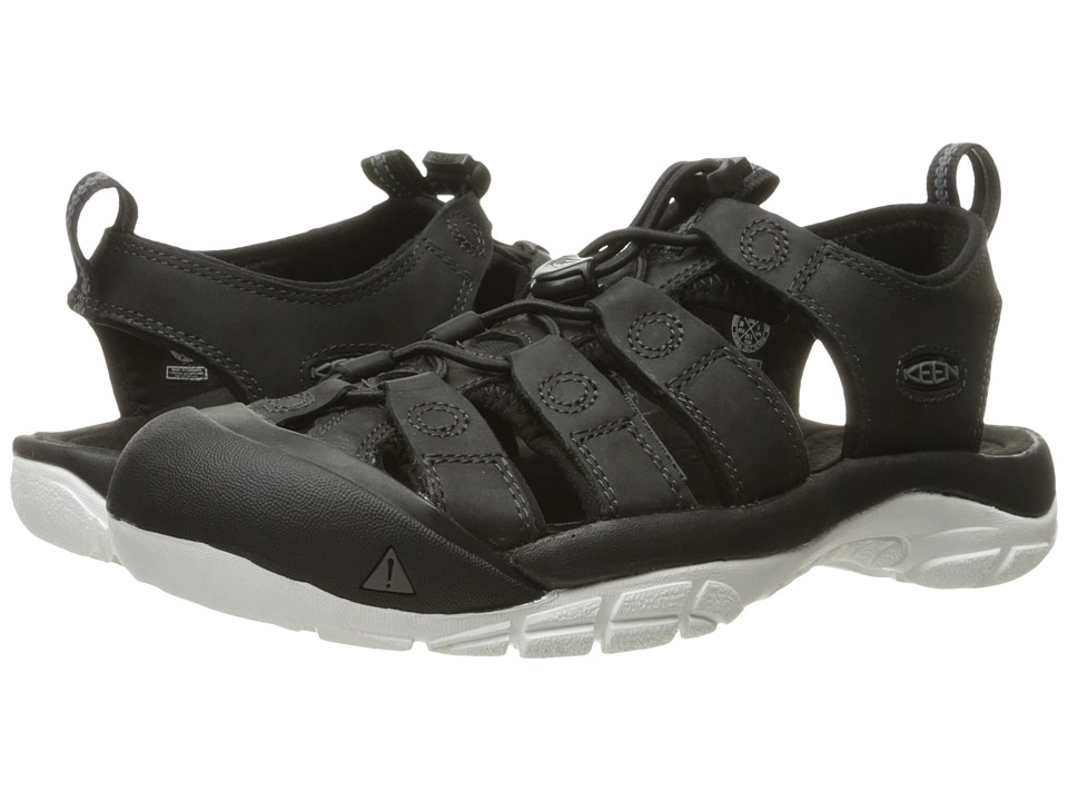 Keen Newport Evo (Black/Star White) Women