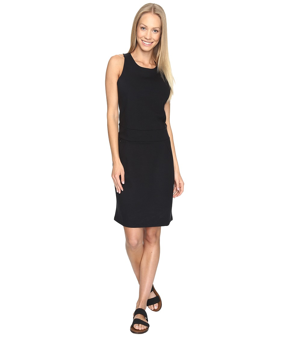 Toad&Co Transita Dress (Black) Women