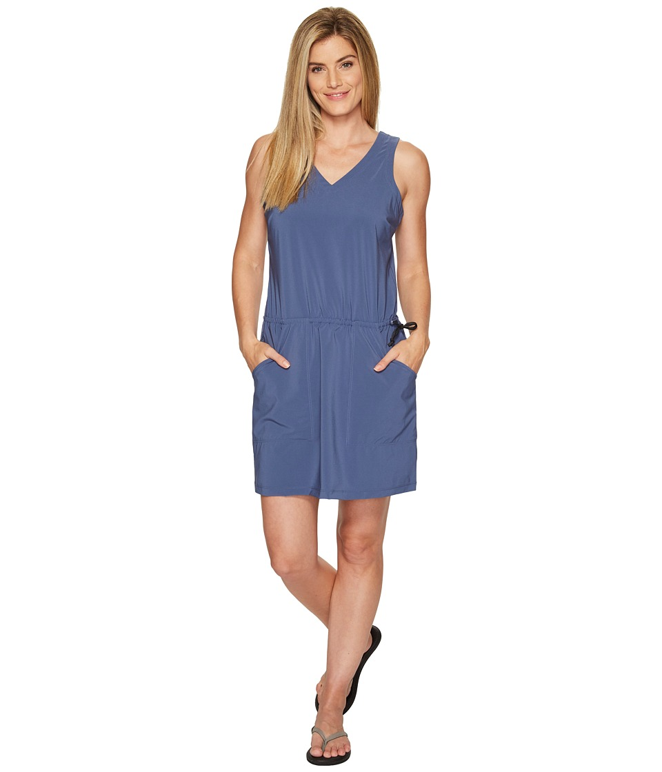 Toad&Co Liv Dress (Indigo) Women