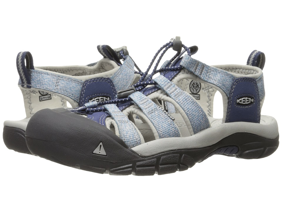 Keen Newport H2 (Crown Blue/Vapor) Women