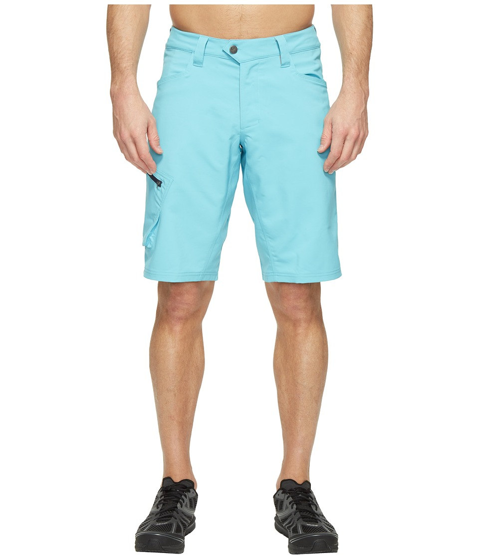 Pearl Izumi Canyon Shorts (Blue Mist) Men
