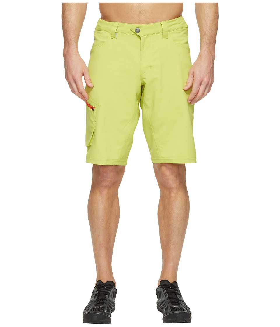 Pearl Izumi Canyon Shorts (Citron) Men's Shorts