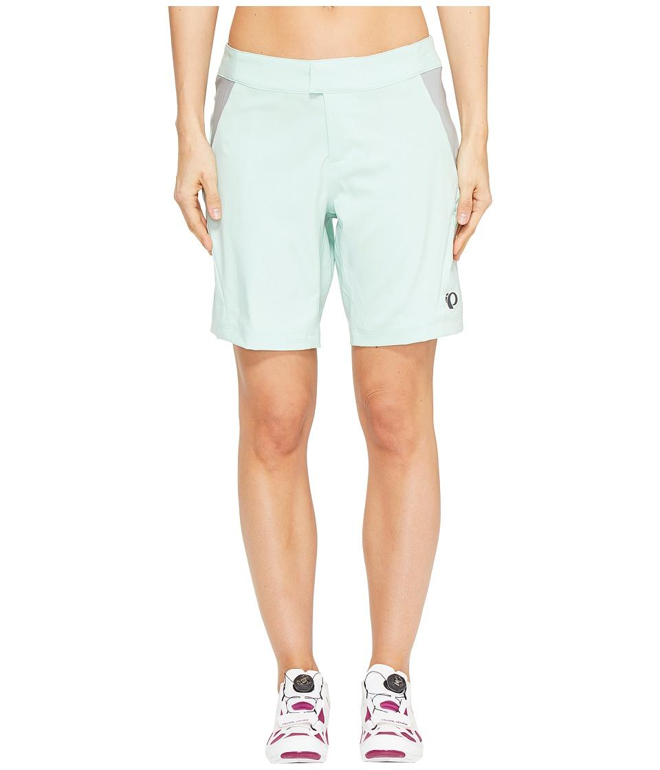 Pearl Izumi Canyon Shorts (Mist Green) Women's Shorts