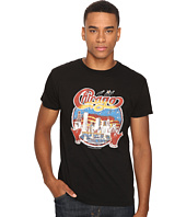The Original Retro Brand - Short Sleeve Chicago Slub Tee