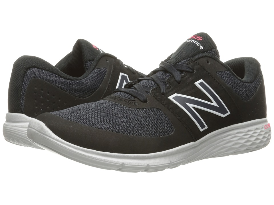 New Balance - WA365v1 (Black/White) Womens Walking Shoes