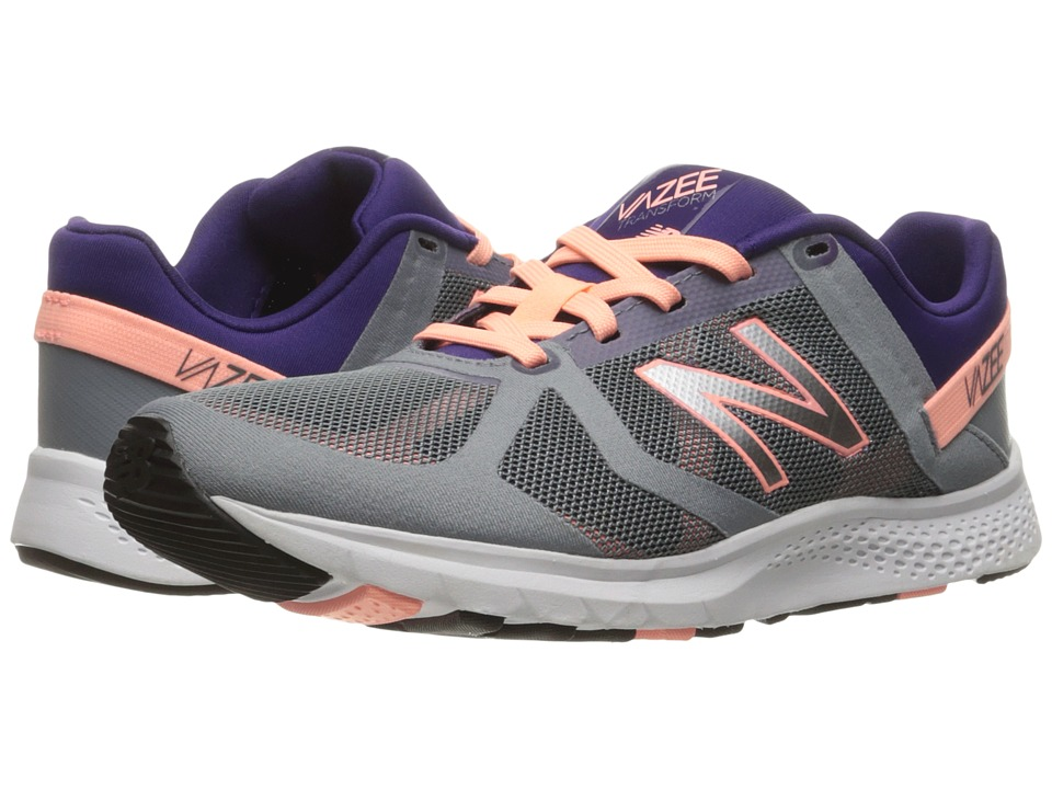 New Balance - WX77v1 (Grey/Bleached Sunrise) Womens Shoes