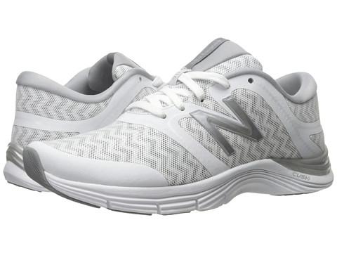 New Balance WX711v2 - White/Silver Zigzag Graphic