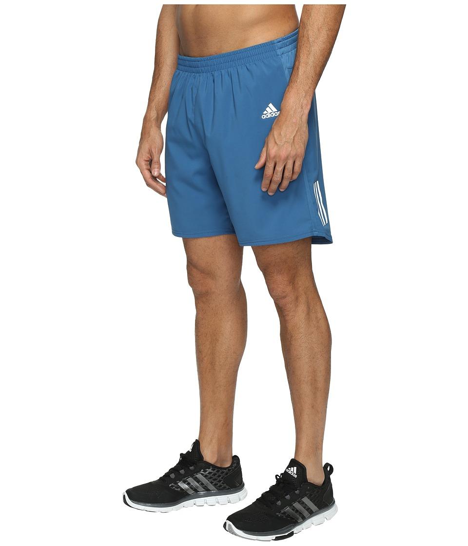 adidas Response 7 Shorts (Core Blue S17) Men