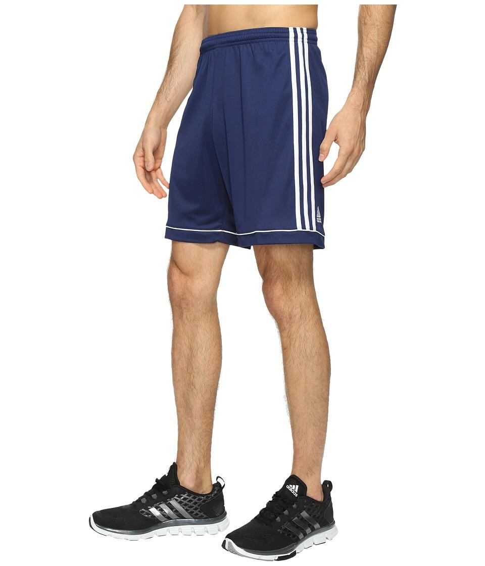 adidas Squadra 17 Shorts (Dark Blue/White) Men
