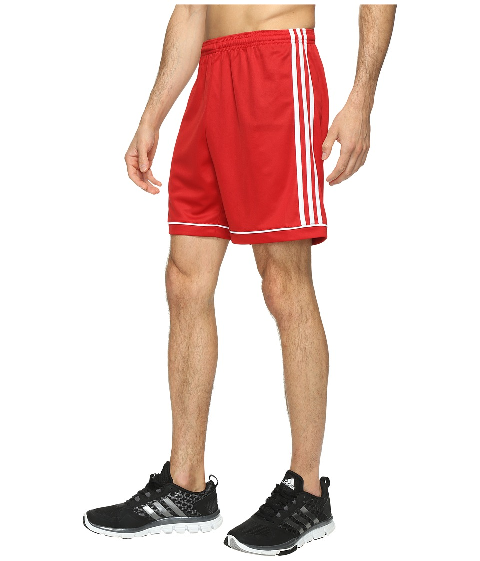 adidas Squadra 17 Shorts (Power Red/White) Men