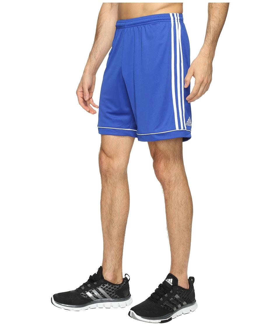 adidas Squadra 17 Shorts (Bold Blue/White) Men