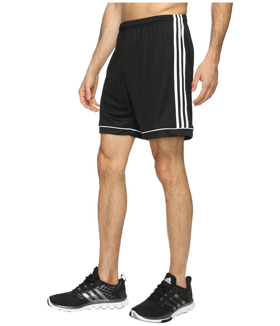 adidas Squadra 17 Shorts (Black/White) Men