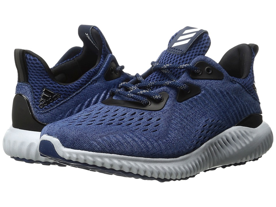 Image of adidas Running - Alphabounce EM (Collegiate Navy/Utility Black/Mystery Blue) Women's Running Shoes