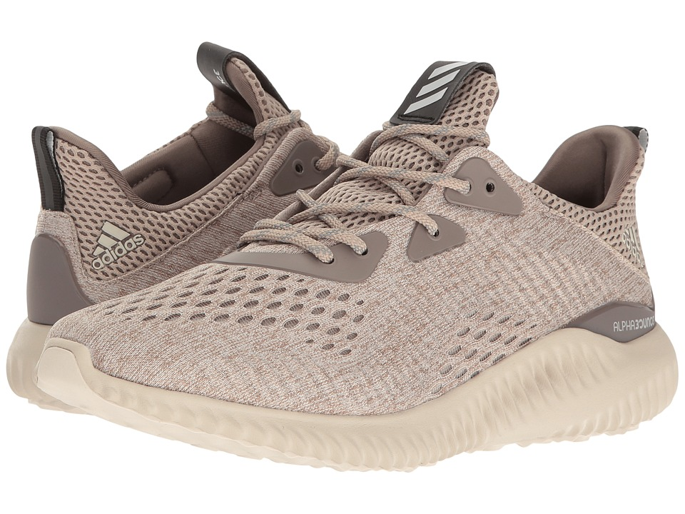 adidas Running Alphabounce EM (Tech Earth/Clear Brown/Crystal White) Women