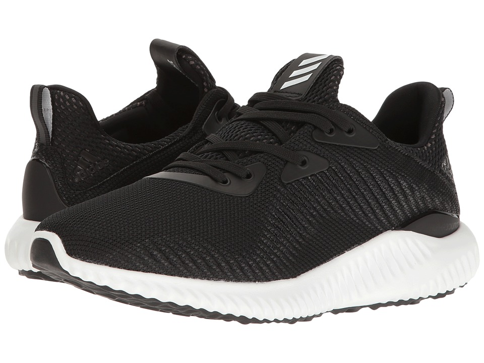 Image of adidas Running - Alphabounce (Core Black/Footwear White/Utility Black) Women's Running Shoes