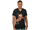 Life is Beautiful Neon Horse - V-Neck Tee
