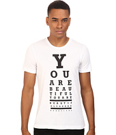 Life is Beautiful - Eye Test - Crew Neck Tee