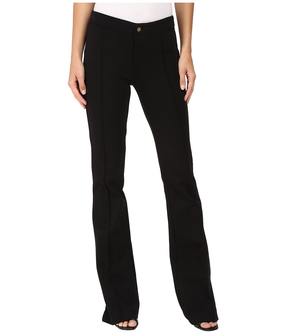 MICHAEL Michael Kors - Flare Ponte Pants (Black) Women's Casual Pants
