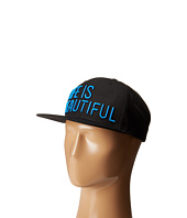 Life is Beautiful - Lib Stack - Flat Bill Snap Back