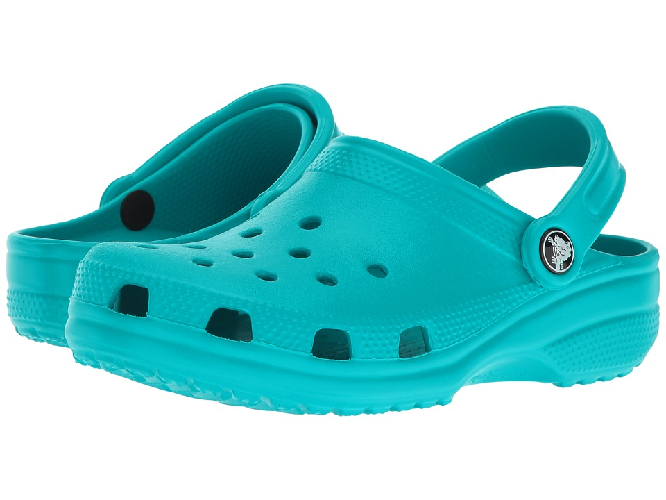 Crocs Classic Clogs (Turquoise 1)