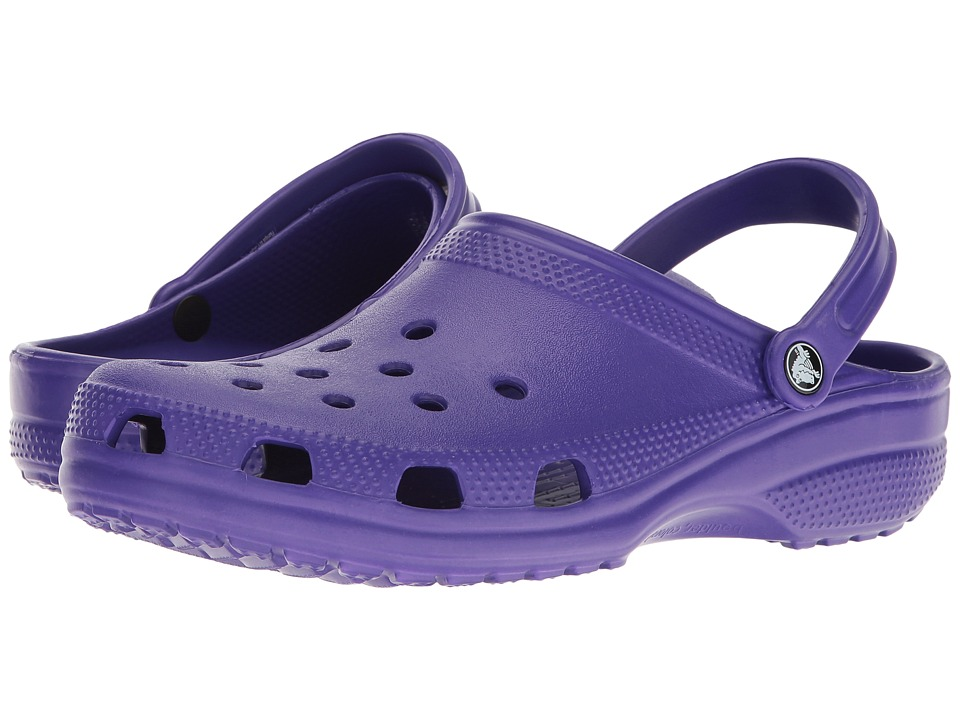 Crocs Classic Clog (Ultraviolet 1) Clog Shoes
