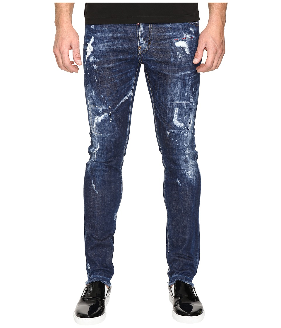 DSQUARED2 - Cool Guy American Pie Jeans in Blue