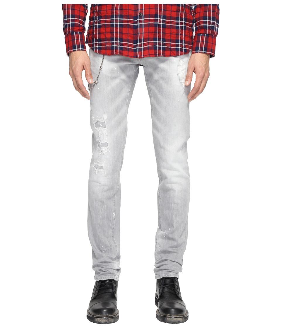 DSQUARED2 - Slim Jeans in Grey