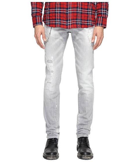 DSQUARED2 Slim Jeans in Grey