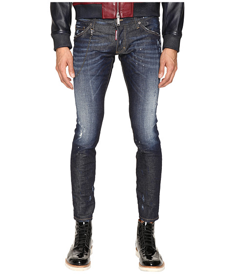 DSQUARED2 Clement Easy Everyday Jeans in Blue