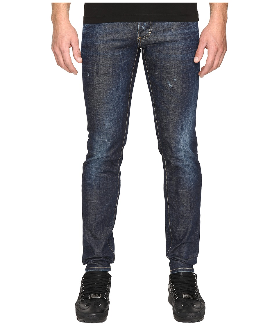 DSQUARED2 - Slim Stoner Wash Jeans in Blue