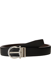 Salvatore Ferragamo - Adjustable/Reversible Belt - 679692