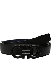 Salvatore Ferragamo - Adjustable/Reversible Belt - 679710