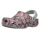 Crocs - Classic Snake Graphic Clog