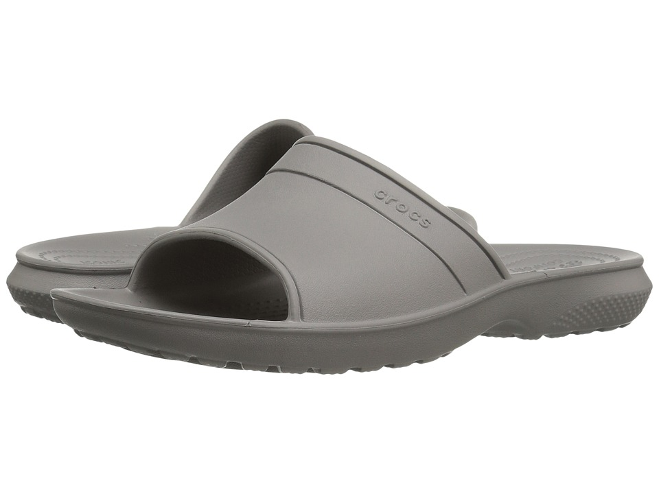 Crocs Classic Slide (Smoke) Slide Shoes