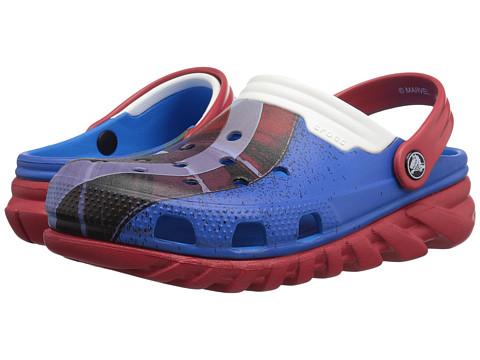 Crocs Duet Max Captain America Clog - Multi