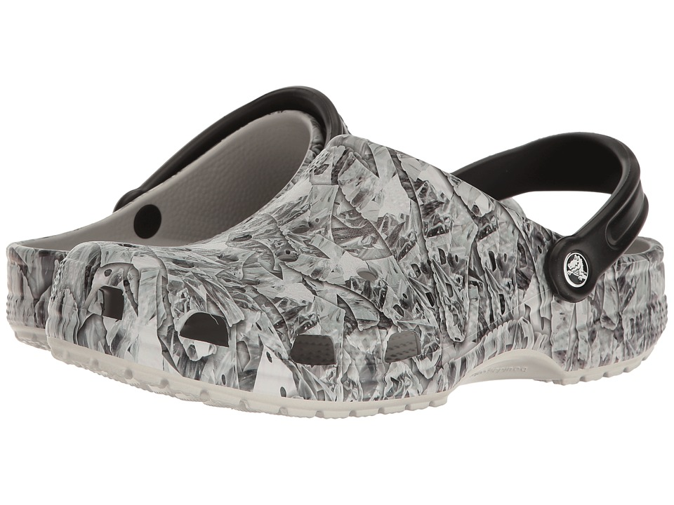Crocs Classic Anniversary Clog (Multi) Clog/Mule Shoes
