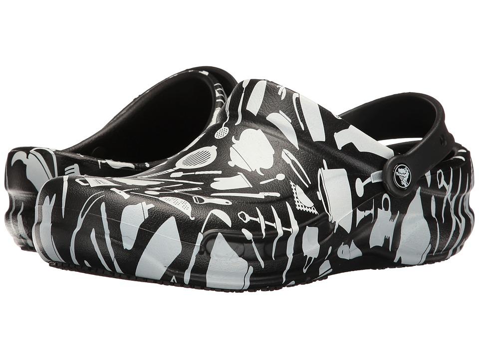 Crocs Bistro Graphic Clog (Multi) Clog/Mule Shoes