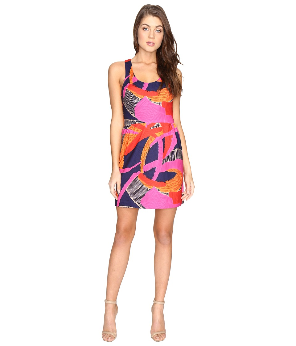 Trina Turk Ahi Ahi Dress (Multi) Women