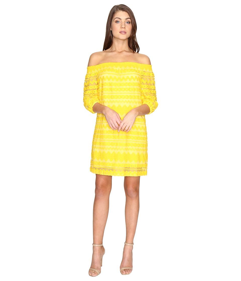 Trina Turk Hoku Dress (Pineapple) Women