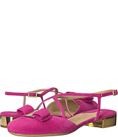 Salvatore Ferragamo - Suede Closed-Toe Sandal
