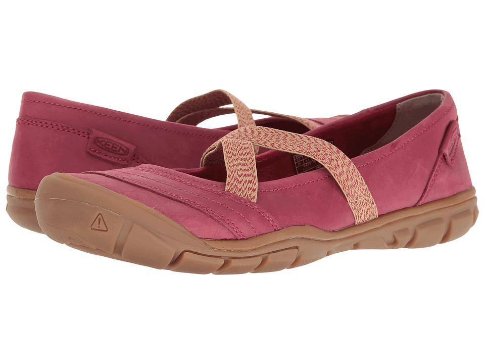 Keen Rivington II MJ CNX (Crimson) Women