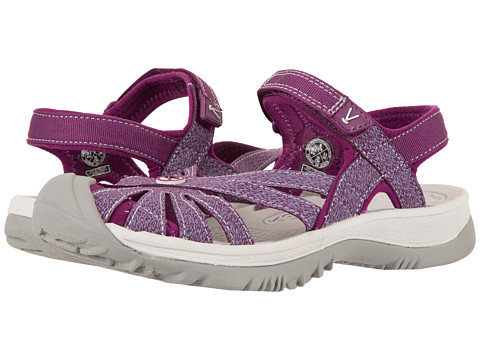 Keen Rose Sandal - Dark Purple/Purple Sage